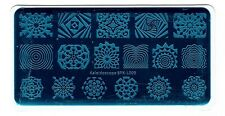 Kaleidoscope Theme Nail Art Stamping Manicure DIY Template Image Plate BPX-L009