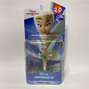 New Disney Infinity 2.0 - DISNEY TINKER BELL - Figure Sealed w/ Web Code Card