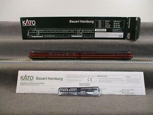 Kato N K10713 Dieseltriebwagen 2-teilig de DB BR VT 04.501 Analog in OVP