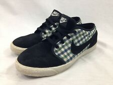 Nike 434414-002 Coast Classic SP Athletic Shoes Sneakers Mens 10 Black Checkered