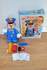 Vintage Blue Bird Toys Mr. Postman Game Boxed 1987 Retro Toy