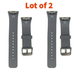 2 Original OEM Samsung Replacement Strap Watch Band for Gear S2 SM-R720 - LARGE