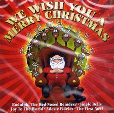 CD NEU/OVP - We Wish You A Merry Christmas