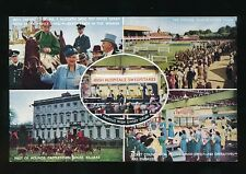 IRELAND Horse Racing Sweepstakes Unposted c1950s M/view PPC