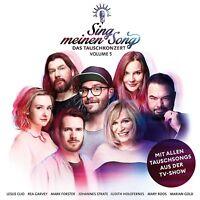 SING MEINEN SONG-DAS TAUSCHKONZERT VOL.5   CD NEU