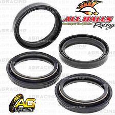 All Balls Fork Oil Seals & Dust Seals Kit For 43mm KTM SX 380 2002 02 Motocross