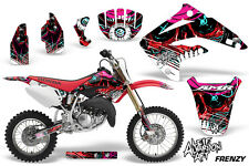 Honda CR85R Dirt Bike Graphic Sticker Kit Decal Wrap MX Parts 2003-2007 FRENZY