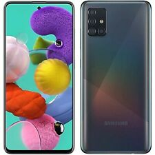 Brand New Samsung Galaxy A51 SM-A515W - 64GB - Prism Crush Black (UNLOCKED) 4G