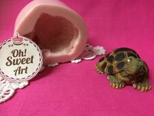 Tortoise , turtle turtles  Silicone Mold Food Cake Decoration soap Cupcake(FDA)