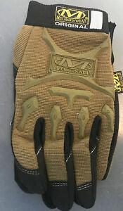 Mpact Mechanix Wear Original Bike Gloves