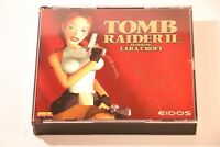 PC GAME TOMB RAIDER II  PC CD-ROM WINDOWS MS-DOS 5.0 WIN 95 BY EIDOS 1997