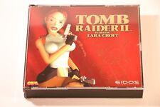 PC Spiel Tomb Raider II PC CD-ROM Windows MS-DOS 5.0 Win 95 von Eidos 1997