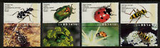 Israel 1189-92 + tabs  MNH Insects, Beetles