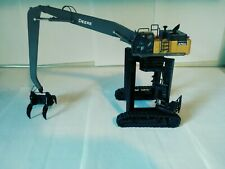 Custom John Deere 470g Mill Loader 1:50 Ertl Nzg Diecast Masters
