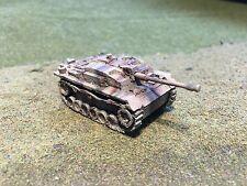 1/100th (15mm) WWII German Stug III F Assault Gun w 75/L43 Model