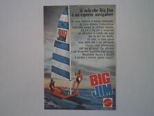 advertising Pubblicità 1976 BIG JIM e BIG JEFF