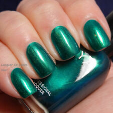 Zoya - Giovanna - Metallic Dark Green Teal Emerald Nail Polish ZP680