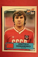 Panini EURO 88 N. 248 SSSR DEMIANENKO WITH BACK VERY GOOD/MINT CONDITION!!!