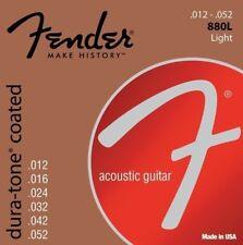 Fender Strings 880L 80/20 Bronze Coated 12-52