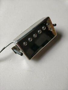 Gibson USA Burstbucker BB2 chrome cover humbucker '59 PAF-style