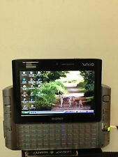 Sony VAIO VGN-UX180P 4.5-inch Ultraportable Micro PC 512MB 30GB Intel Core Solo