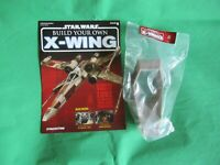 STAR WARS BUILD YOUR OWN  X-WING ISSUE 6 MODEL PART SCALE1:18