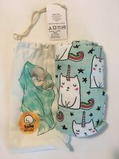 Brand New Caticorn Tula Blanket Baby Size