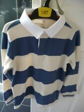 MARKS /& SPENCER INDIGO COLLECTION TOP AGES 12-18MTHS 2-3YRS 3-4YRS /& 6-7YRS