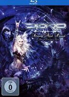 Doro Fort et Proud 30 Ans de Rock et Métal (2016) Blu-Ray 2-disc Ensemble Neuf