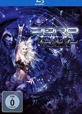 Doro Fuerte y Proud 30 Years Del Rock y Metal (2016) Blu-Ray Set