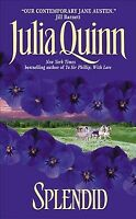 Splendid, Paperback by Quinn, Julia, Brand New, Free P&P in the UK