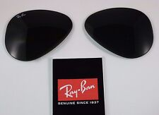 New Authentic RAY-BAN Sunglass Lens Replacements RB3025 Aviator G-15 Green 62mm