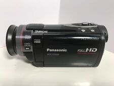 Panasonic SD900 Camcorder - Black - EXCELLENT condition