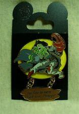 Disney Pirates of the Caribbean Davy Jones Dangle Pin