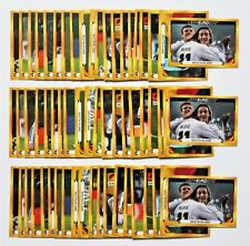 Panini EURO 2012 - 3 x Set Sondersticker D1 - D20 Deutsch / German Edition