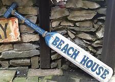 Holz Paddel Tiki Bar Südsee Maori 100cm Schild Rockabilly handgemalt beach house