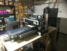 Direct Jet 1024 Uvhs Small Format Flatbed Printer