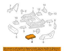 MERCEDES OEM 14-15 C350 Power Seat Control-Memory Module 1729006903
