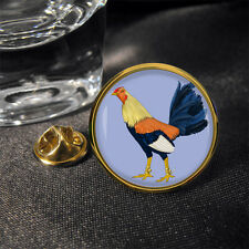 Spurred Game Cock (Gamecock) Lapel Pin Badge Gift