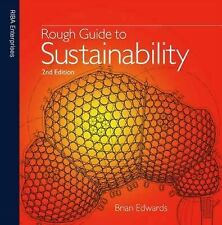 Rough Guide to Sustainability, Edwards, Brian, New
