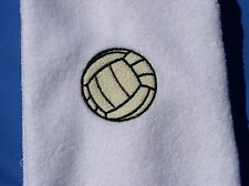 Volleyball Towel Personalized/Embroidered