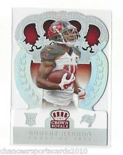 2014 CROWN ROYALE ROBERT HERRON  RC SILVER HOLOFOIL DIE-CUT #d 024/199
