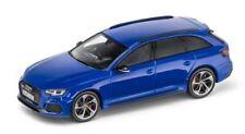 Audi RS4 Avant (2017) nogaro blue 1:43 Spark 5011714231