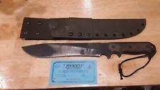 New listing Tops Knives Armageddon knife Trace Rinaldi Kydex Sheath