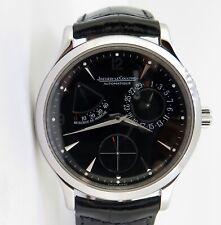 .2004 Jaeger-LeCoultre Master Reserve De Marche Steel Watch Q1488470 Box & Docs