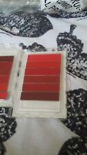 L'OREAL 'Colour Riche Lip Palette' rouge RED GLAM Matte & Satin