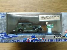 Solido Packard Staff Car-Supreme Headquarters Allied Expeditionary Forces No0885