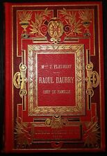 FLEURIOT: Raoul Daubry chef de famille / 1881