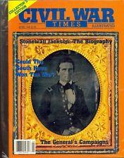 CLEARANCE!  Civil War Times Illustrated April 1988