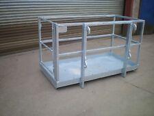 2.0mt x 1.0mt Telescopic Handler Man-lift Safety Basket (Cradle TBC Manitou)